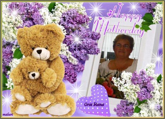 très jolie cadeaux de mon amie Maluvi MERCI