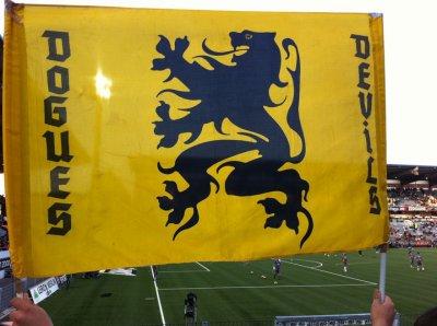 Les Dogues Devils étaient à Lorient !