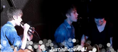 Justin avec Ernie Halter!