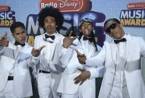 MB Aux Disney Music Choice Awards !!