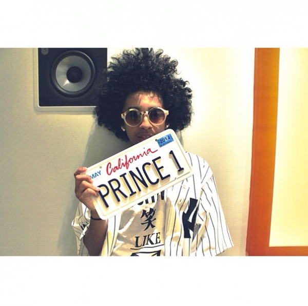 Ray Et Prince !!