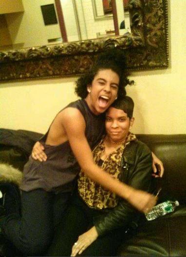 Princeton And Prod's Mom !!