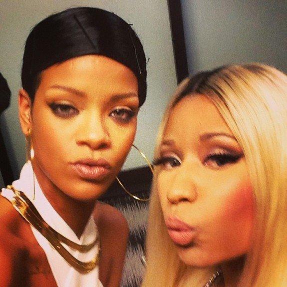 Nicki & Riri !!