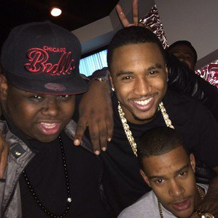 Trey's Family !!