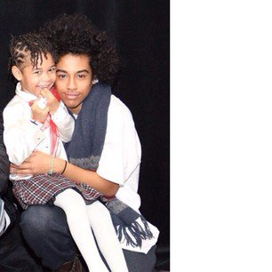 Princeton And His Fan !!