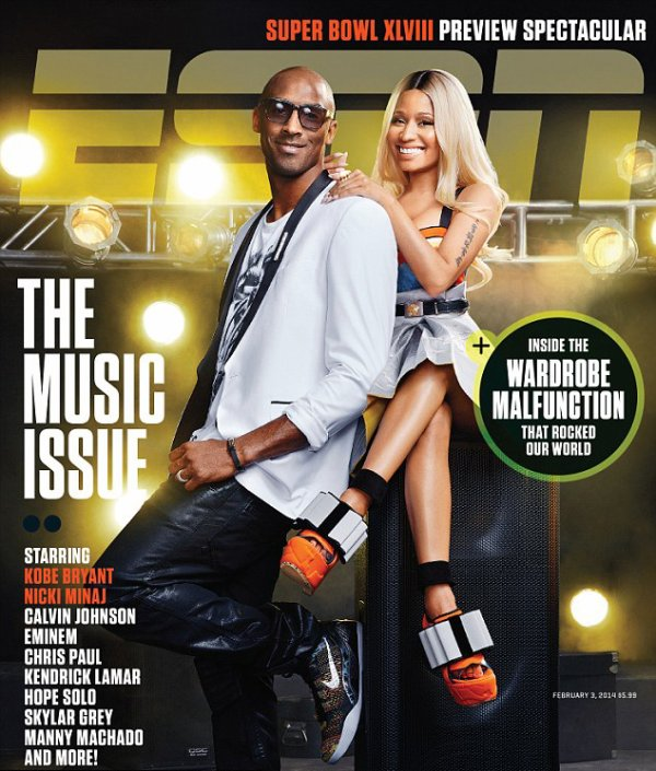 ESPN Magazine !!