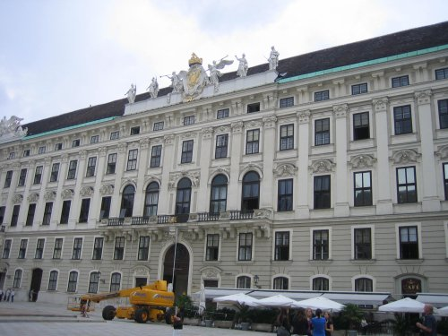 Séjour à VIENNE (Autriche)