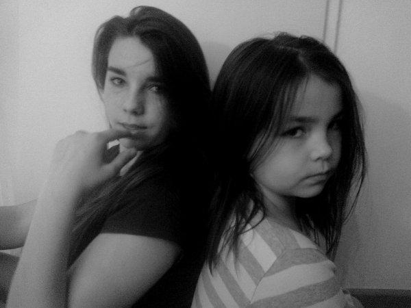 ptit delire des moi et ma soeur