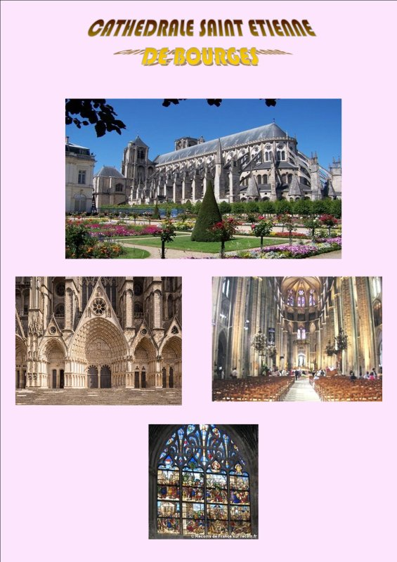 ARTICLE 1087 - MARIAGE CATHEDRALE DE BOURGES