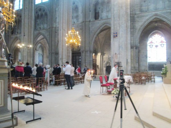 ARTICLE 1086 - MARIAGE CATHEDRALE