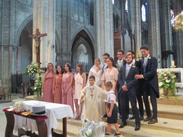 ARTICLE 1084 - MARIAGE CATHEDRALE
