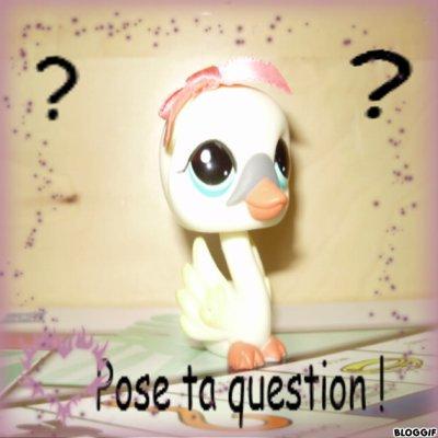 Pose ta question ! ^^