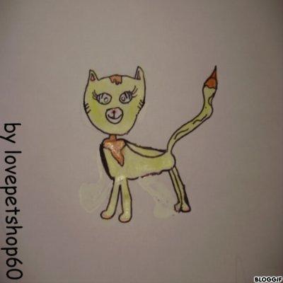 Solène qui dessine !