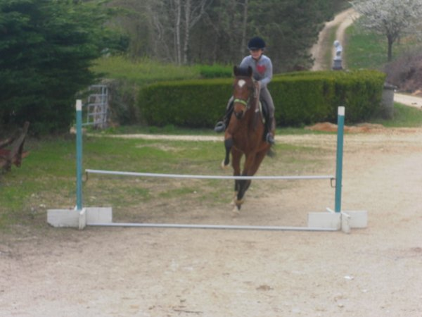 Un peu d'obstacle :D ♥