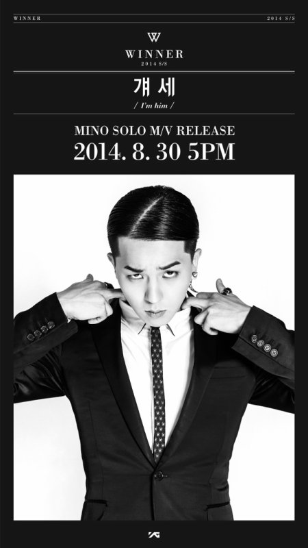 "Mino (WINNER) ""I'm Him"""