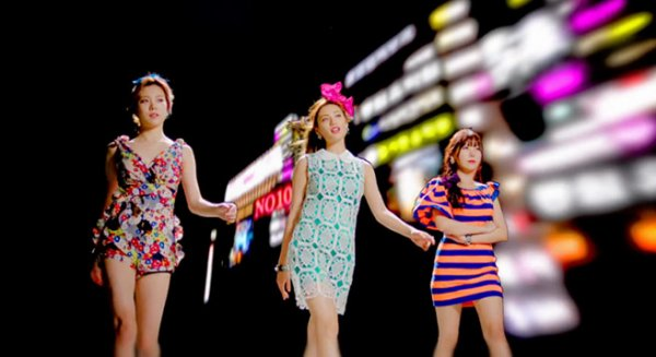 "Orange Caramel ""The Gangnam Avenue"""