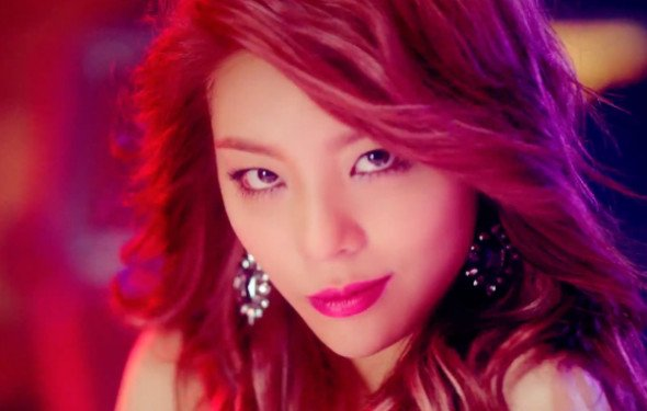 "Ailee ""Don't Touch Me"""