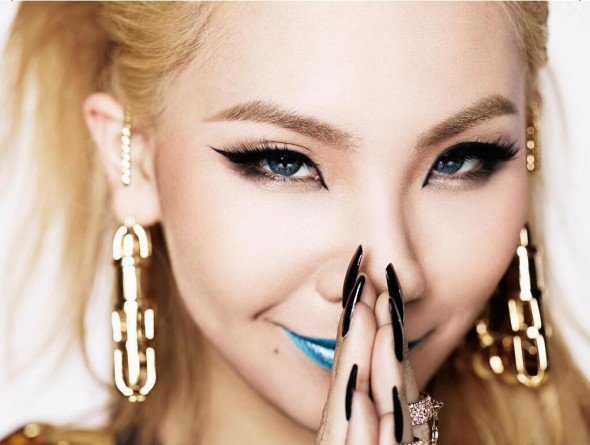 "USA : CL (2NE1) à la seconde place du sondage du ""Time"" des ""100 personnes les plus influentes"""
