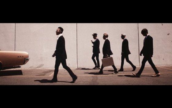 """BIGBANG au coeur d'une course-poursuite dans une bande-annonce pour la tournée """"Made"""""""