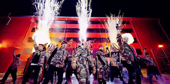 """BIGBANG fait la fête dans le MV """"BANG BANG BANG"""""""