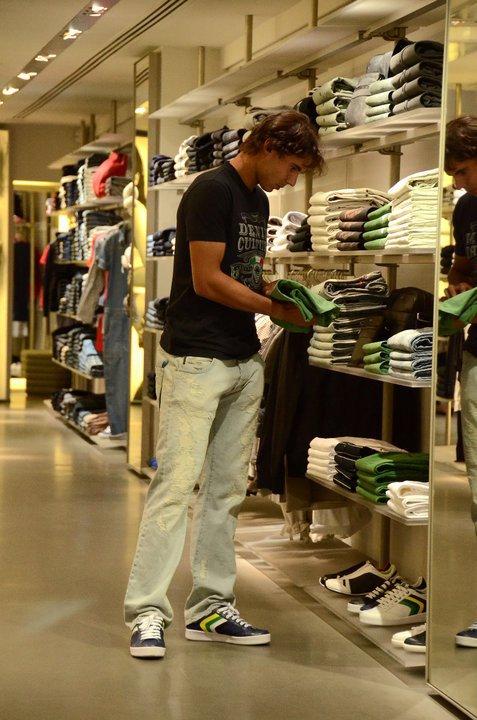 rafa shopping