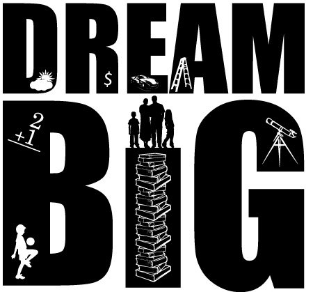 I have Big Dreams!!!...........to do small things????