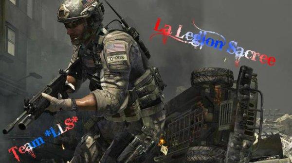 Team *LLS* Call of duty mw3 sur wii