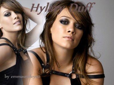 Fondu avec Hylary Duff