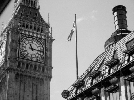 London Time !
