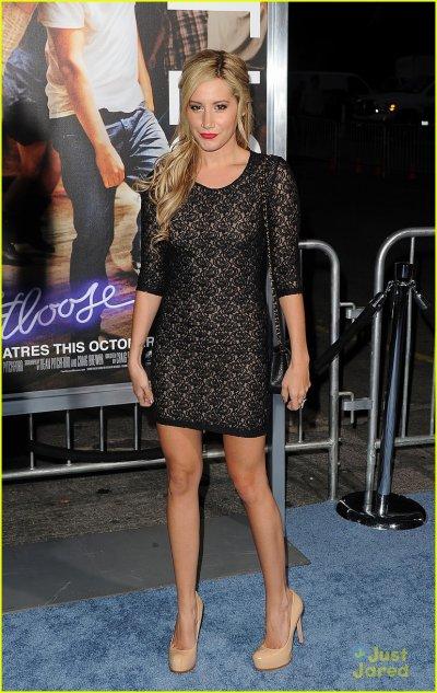"""Ashley Tisdale et Victoria Justice était ce lundi 3 octobre 2011 à la première de """"Footlose"""" TOP ou FLOP?"""