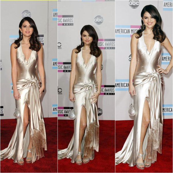 20/11/11: American Music Awards à Los Angeles!