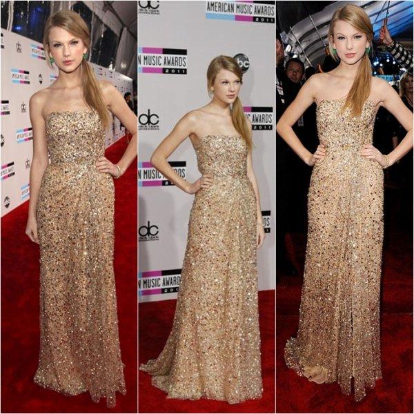 20/11/11: American Music Awards à Los Angeles!
