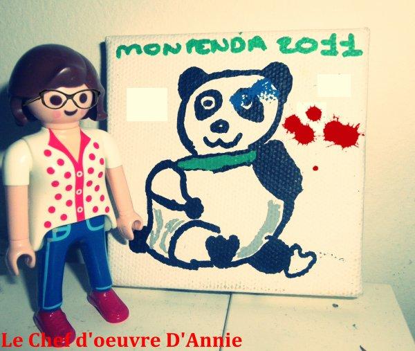 Annie et Son Chef-D'oeuvre ! :D