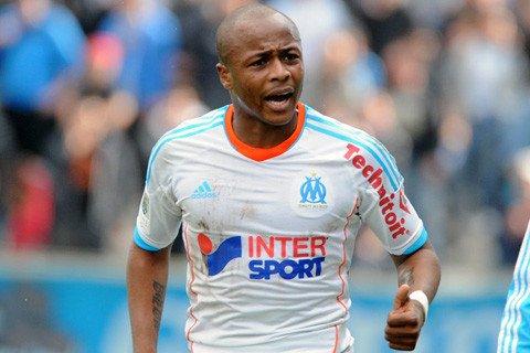 Olympique de Marseille : André Ayew attiré par l'Angleterre