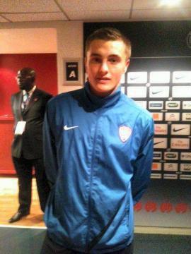 Stade Brestois (L2) : Chardonnet passe professionnel