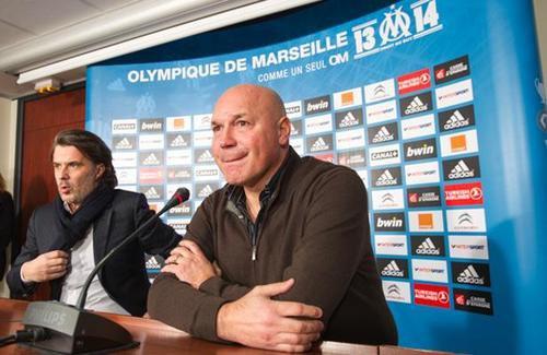 Olympique de Marseille : mercato sous pression
