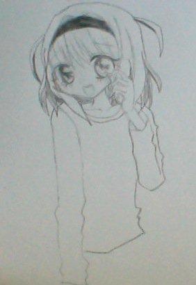 Un dessin fait par MWA! ^^