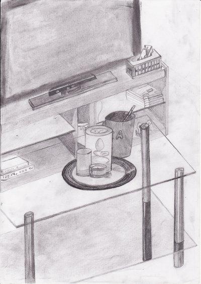 quelques dessins fait cette semaine du 1er decembre 2011