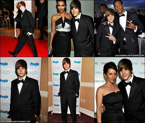 // EVENT \\ Justin à la maison blance à Washington, en compagnie de sa mère & Kim Kardashian entre autre.