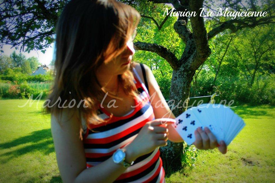 Marion La Magicienne