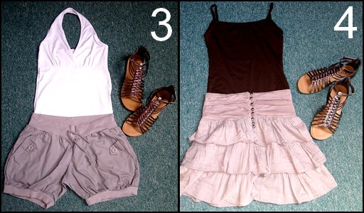 Tu préfère la Tenue 3 ou 4 ? :)