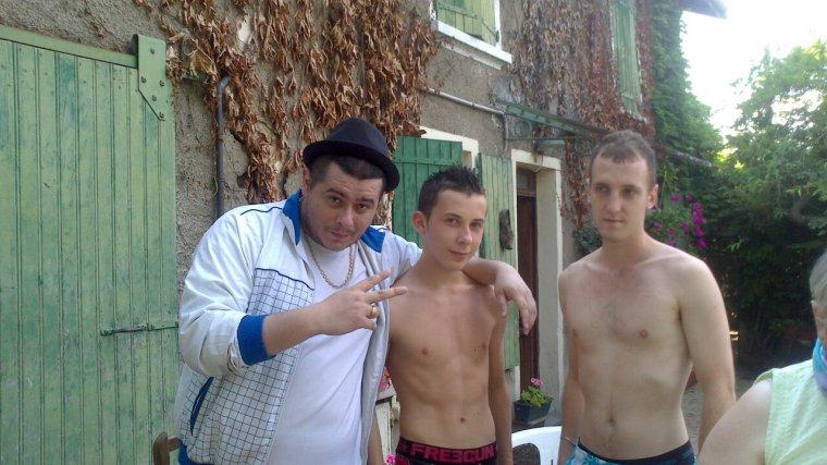 Mes cousins ;-)