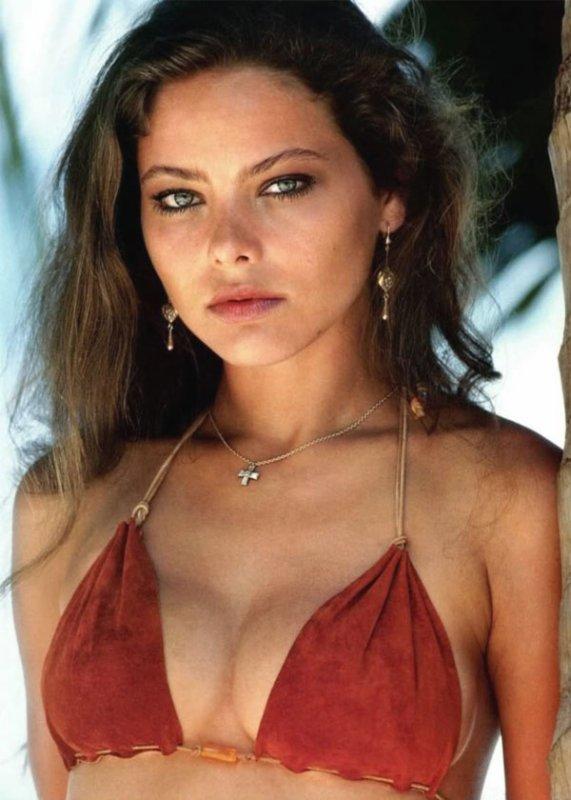 Adolescent j'étais fasciné par la beauté troublante d'Ornella Muti