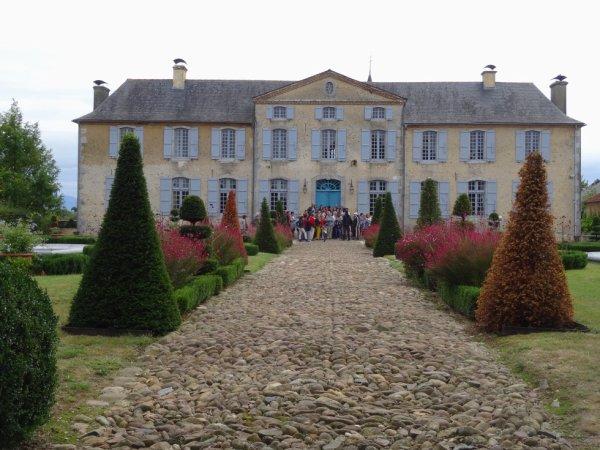 Chateau de Gardère pres de Pau!!
