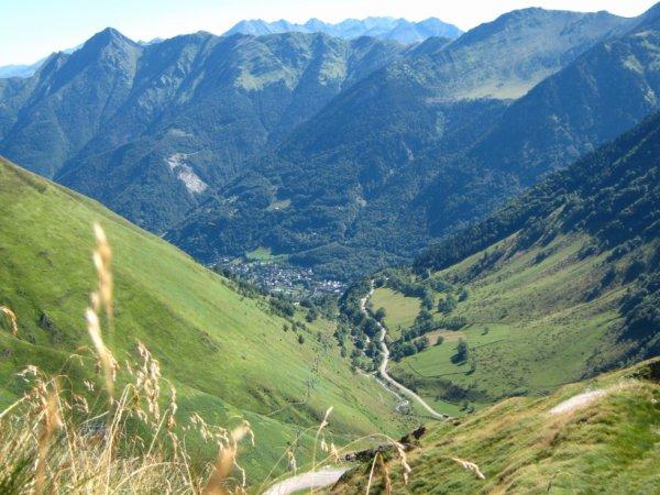 Vallée des Pyrénées je ne suis pas loin en ce moment!!