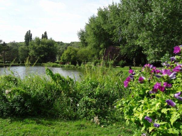 Petit parc au Sud de Paris...