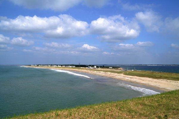 Petite vision des cotes bretonnes pour vous quitter!!