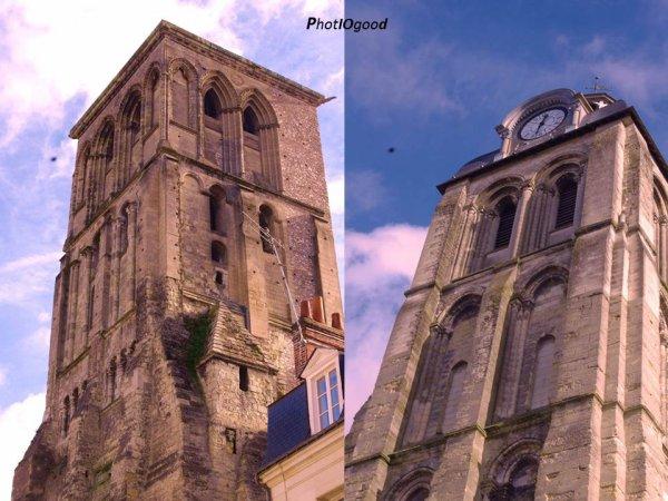 Basilique Saint-Martin & Abbaye Saint-Martin à Tours