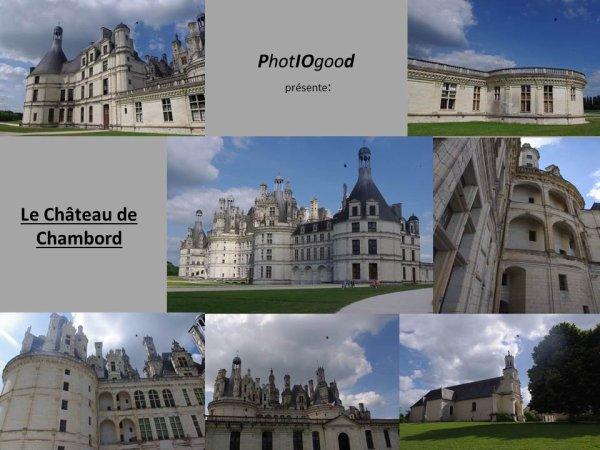 Château de Chambord by PhotIOgood