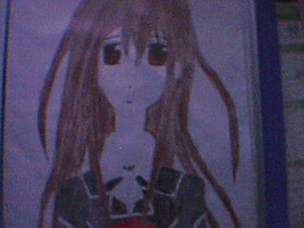 Mon dessin de Kuran Yuki dans Vampire Knight Guilty